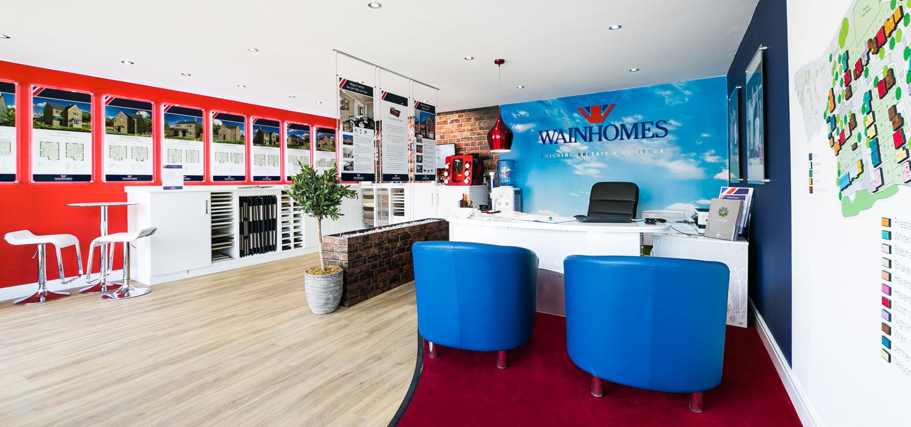 Wainhomes sales office