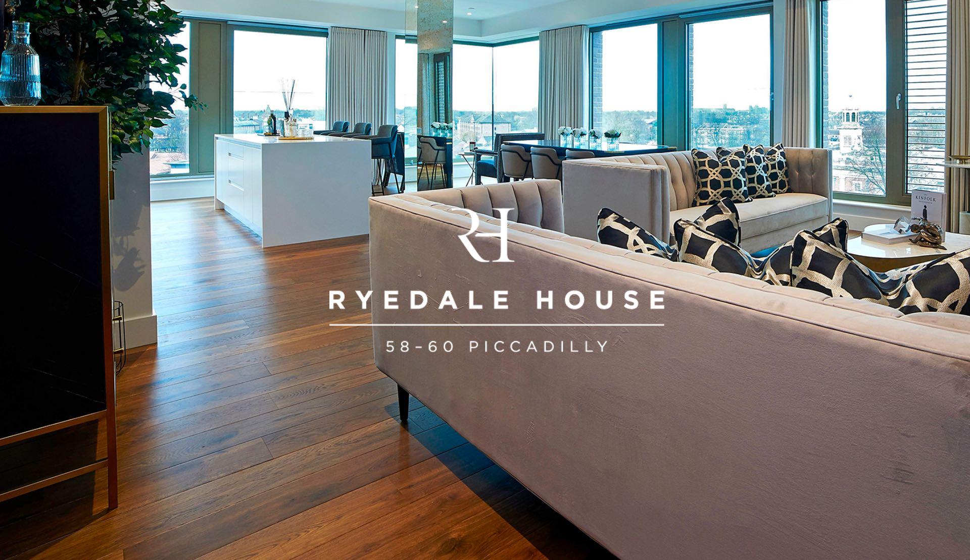 Luxury Housing Developer website design