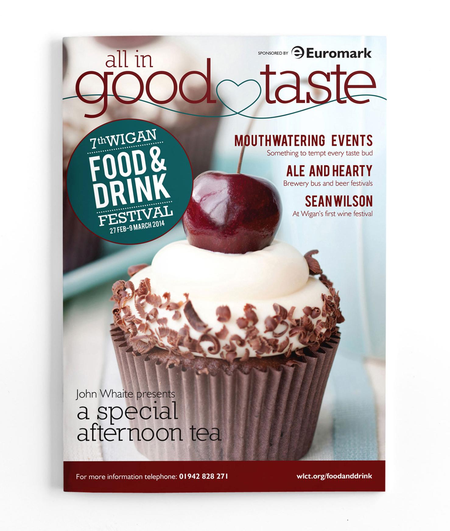 Heckford magazine design
