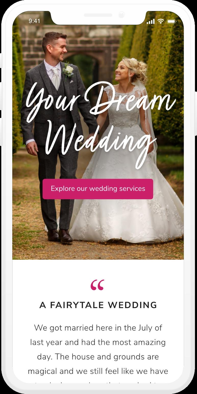 Heckford Mobile web design
