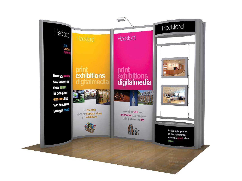 Heckford Exhibitions Modular