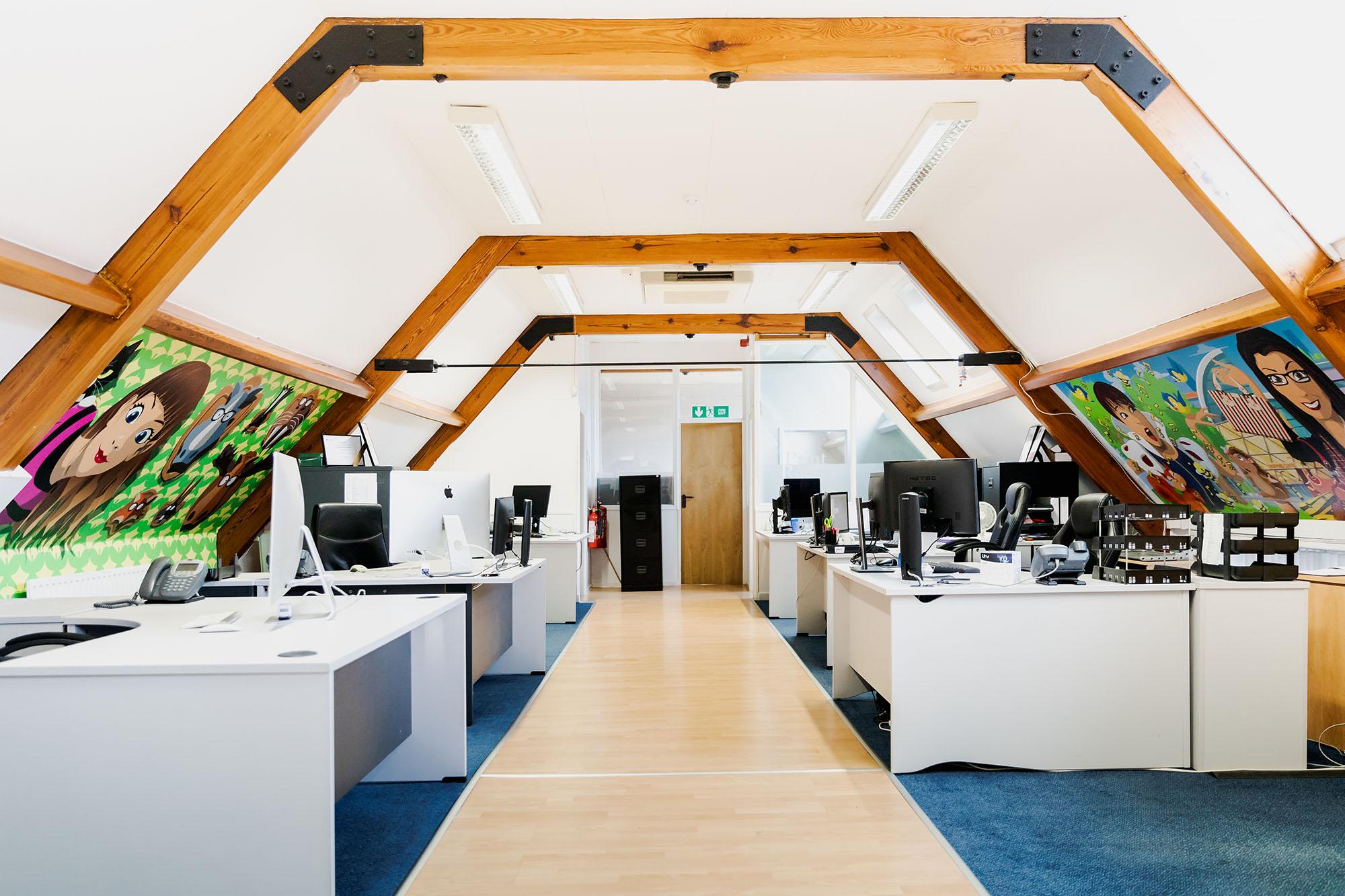 multi-disciplined marketing agency digital sales office