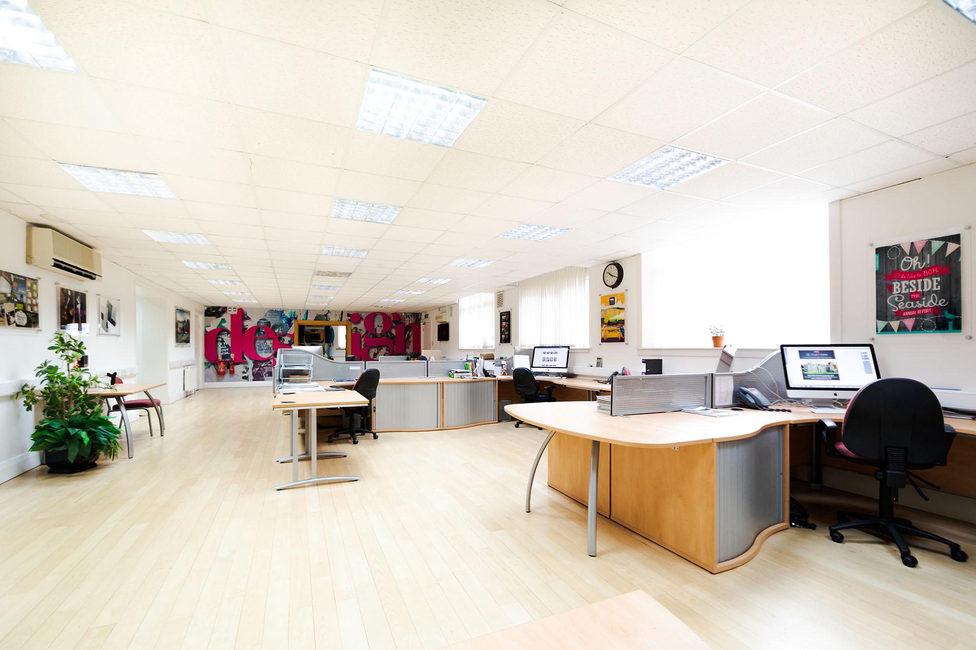 multi-disciplined marketing agency creative studio