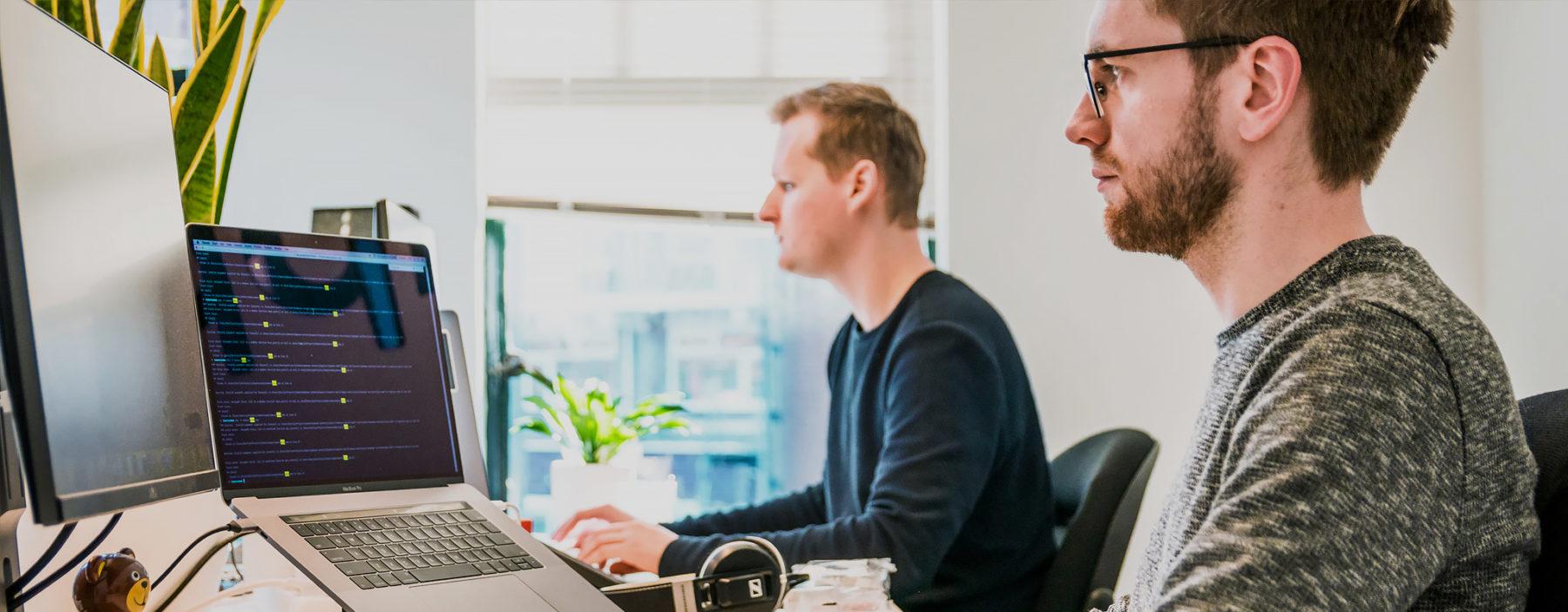 Digital development and design solutions team