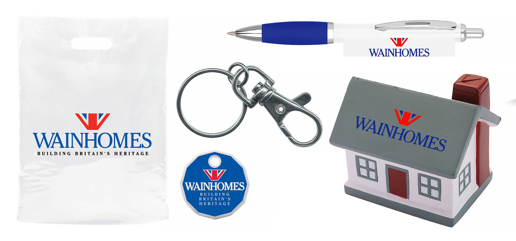 Wainhomes merchandise