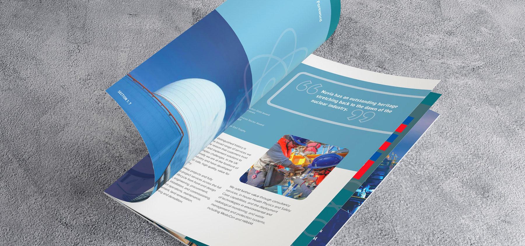 Nuvia brochure