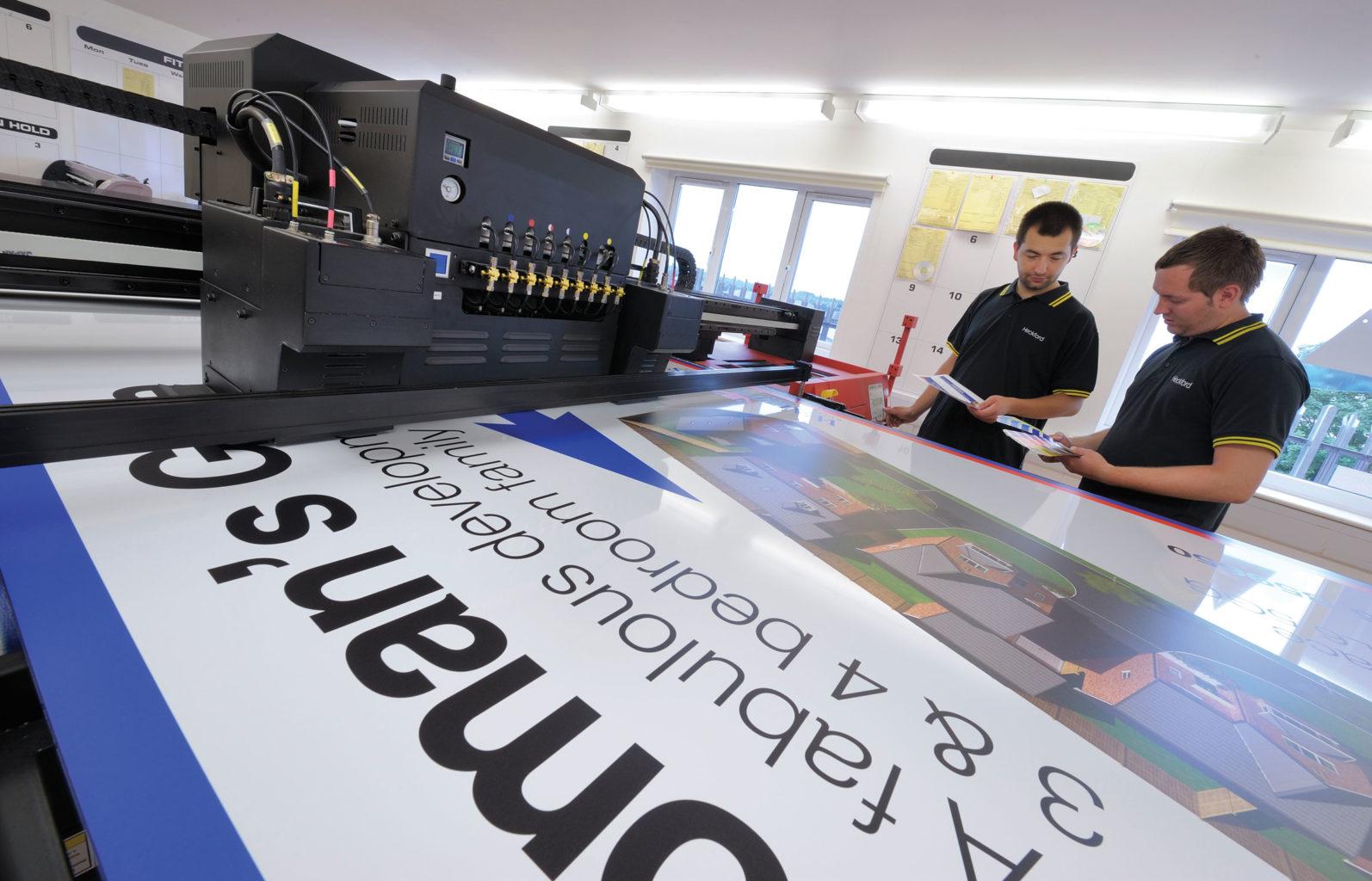 Heckford Large format printing