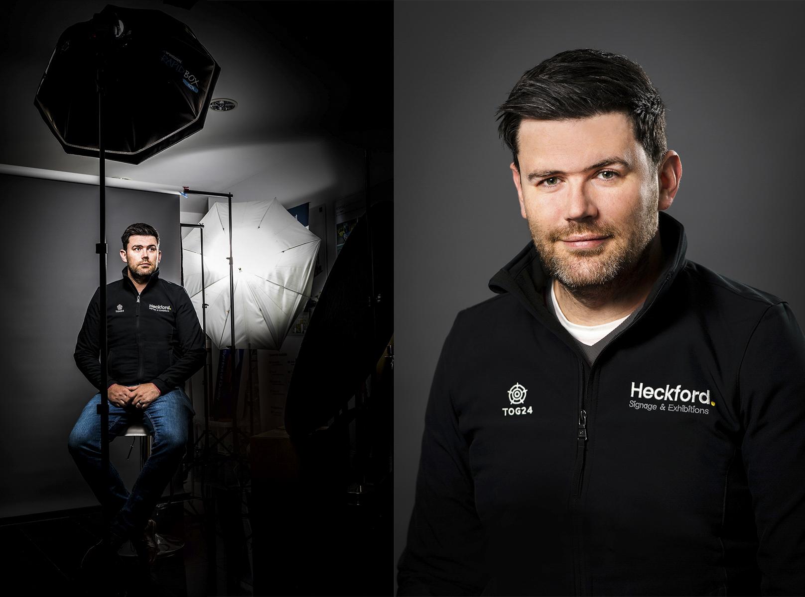 studio photography Preston